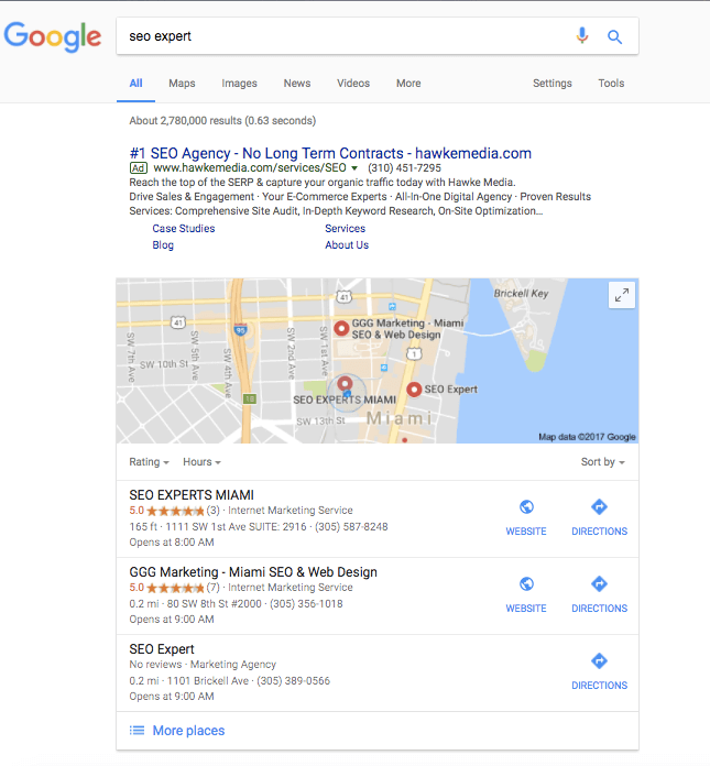 How to rank #1 with your business with Google local SEO. 1